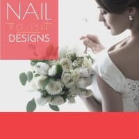 Wedding Nail Polish Designs